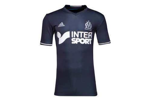 Olympic Marseille 16/17 Away S/S Replica Football Shirt