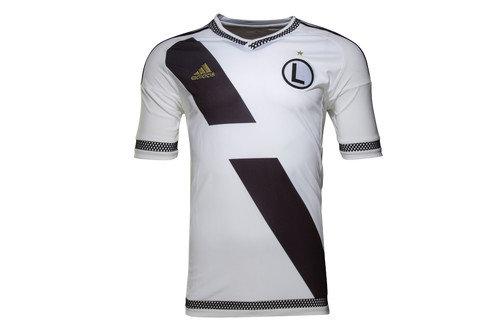 Legia Warsaw 16/17 Home S/S Football Shirt