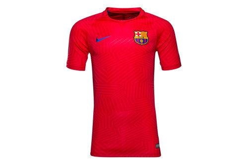FC Barcelona 16/17 Players GX Football Training Shirt