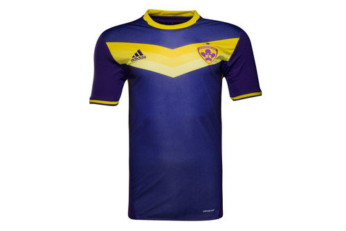 NK Maribor 16/17 Home S/S Football Shirt
