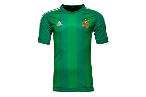 SK Rapid Wien 16/17 Authentic Home S/S Football Shirt