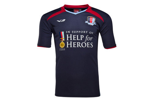 Help for Heroes Band of Brothers Home S/S Football Shirt