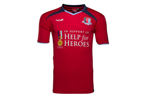 Help for Heroes Band of Brothers Away S/S Football Shirt