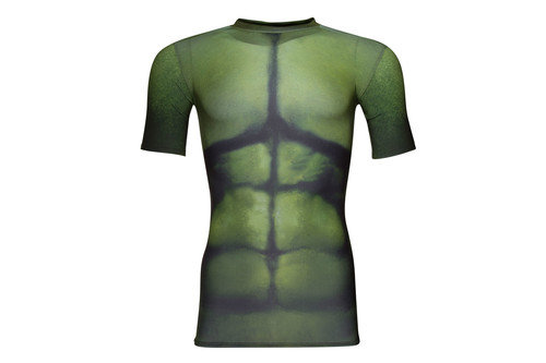 Hulk Transform Yourself Fullsuit Compression S/S T-Shirt