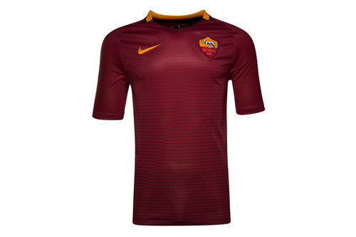 AS Roma 16/17 Home S/S Replica Football Shirt