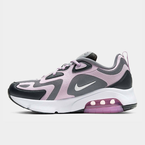 Air Max 200 Girls Trainers
