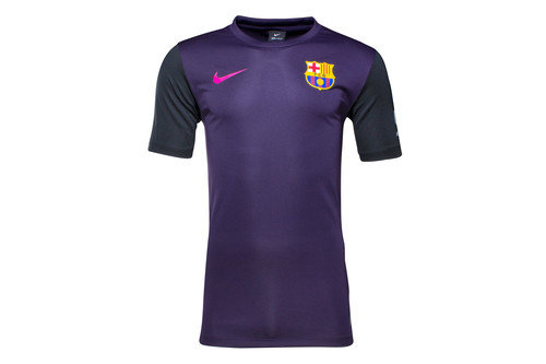 FC Barcelona 16/17 Kids Supporters Football T-Shirt