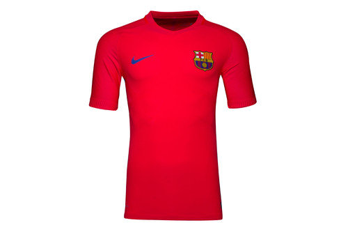FC Barcelona 16/17 Strike Football Training Top
