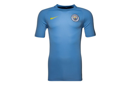 Manchester City 16/17 Dry S/S Football Squad T-Shirt