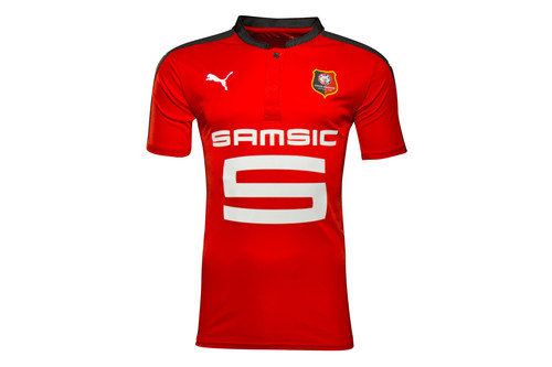 Stade Rennais 16/17 Home S/S Replica Football Shirt