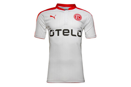Fortuna Dusseldorf 16/17 Home S/S Football Shirt