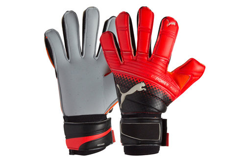 evoPOWER Grip 2.3 Aqua Goalkeeper Gloves