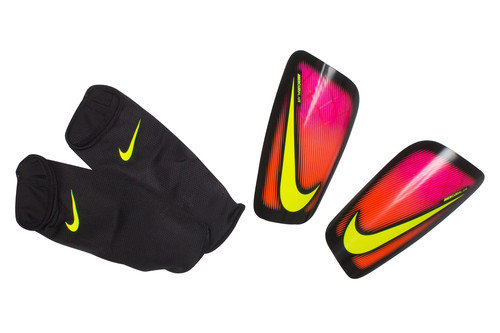 Mercurial Lite Slip In Shin Guards