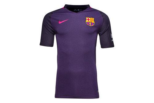 FC Barcelona 16/17 Away Replica S/S Football Shirt