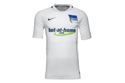 Hertha Berlin 16/17 Away S/S Stadium Football Shirt