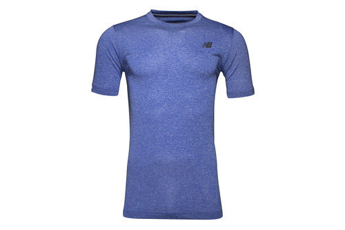 Heather Tech S/S Performance Training T-Shirt