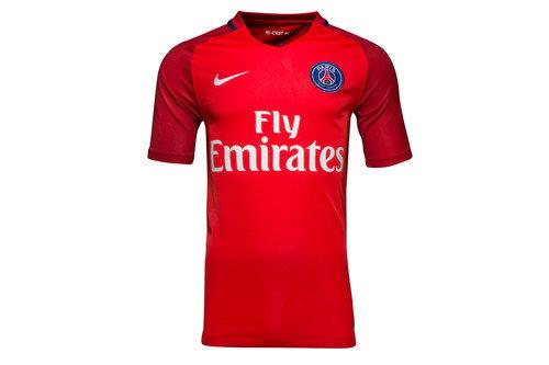 Paris Saint-Germain 16/17 Away Stadium S/S Football Shirt