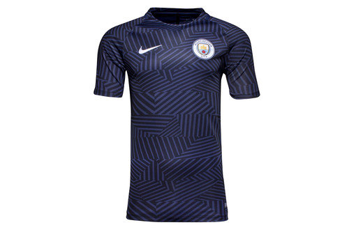 Manchester City 16/17 Dry S/S Squad GX Football T-Shirt