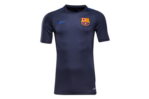 FC Barcelona 16/17 Dry Squad Football Training T-Shirt