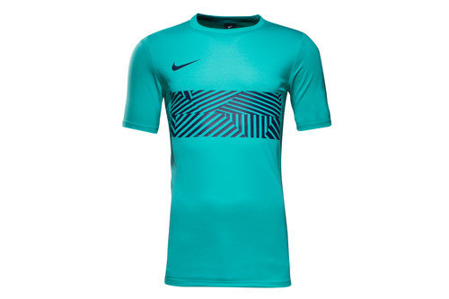 Nike Dry Academy Gx S S Football T Shirt