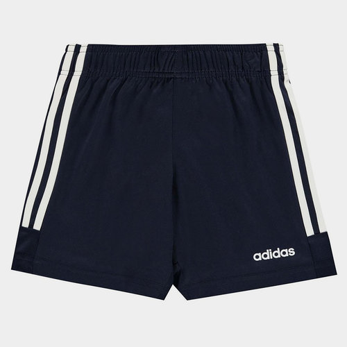 3 Stripe Shorts Junior Boys