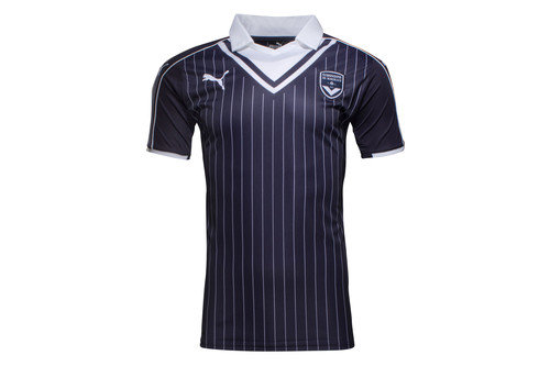 FC Girondins de Bordeaux 16/17 Home S/S Replica Football Shirt