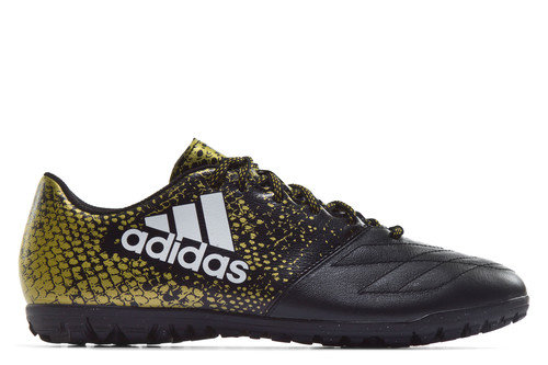 X 16.3 TF Leather Football Trainers