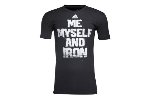 Me Myself And Iron S/S Graphic T-Shirt