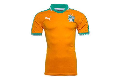 Ivory Coast 16/17 Home S/S Replica Football Shirt