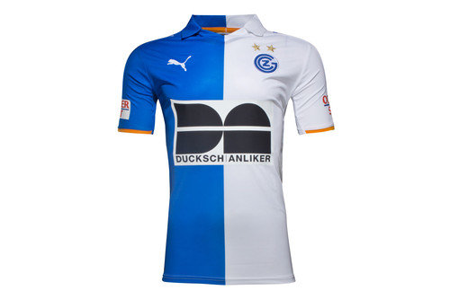 Grasshopper Club Zurich 16/17 Home S/S Replica Football Shirt