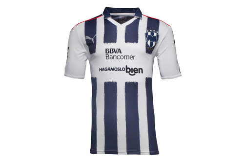 CF Monterrey 16/17 Home S/S Replica Football Shirt