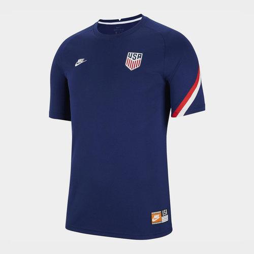 USA Pre Match T Shirt 2020 Mens
