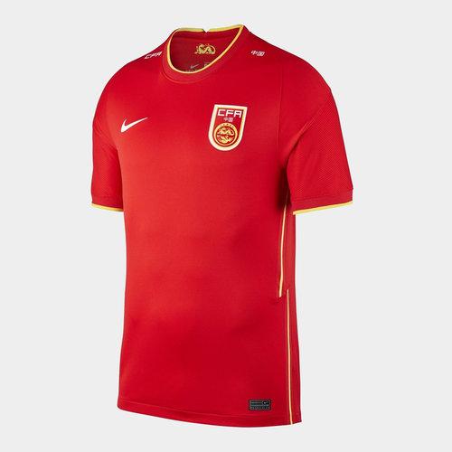 China 2020 Home Football Shirt