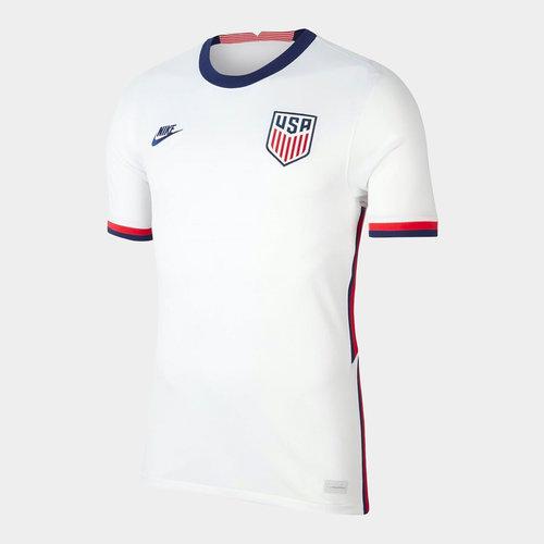 USA 2020 Home Football Shirt