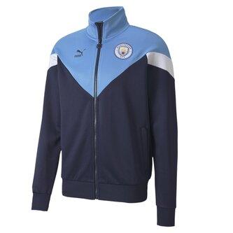 Manchester City Track Jacket 20/21 Mens