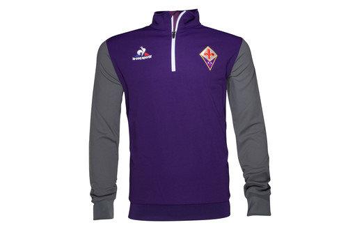 Fiorentina 16/17 Players 1/4 Zip Football Training Sweat