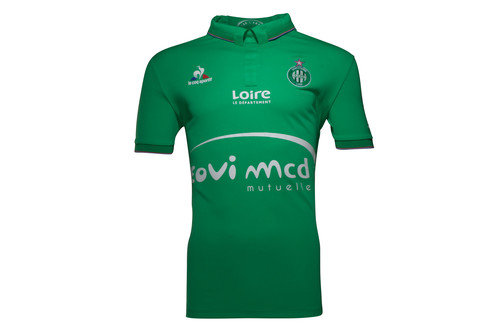 Saint-Etienne 16/17 Home S/S Players Pro Football Shirt