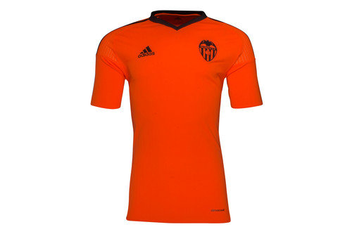 Valencia 16/17 3rd S/S Football Shirt