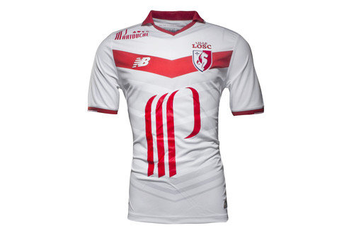 Lille OSC FC 16/17 Home S/S Football Shirt
