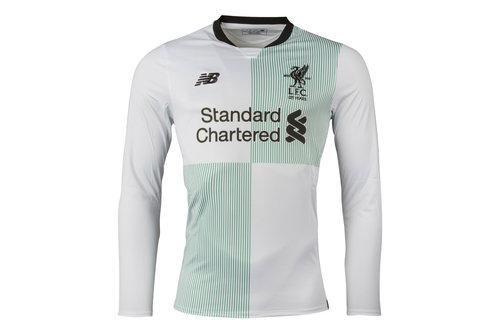Liverpool FC 17/18 Away L/S Football Shirt
