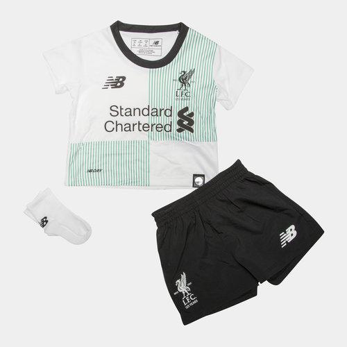 Liverpool FC 17/18 Away Infant Football Kit