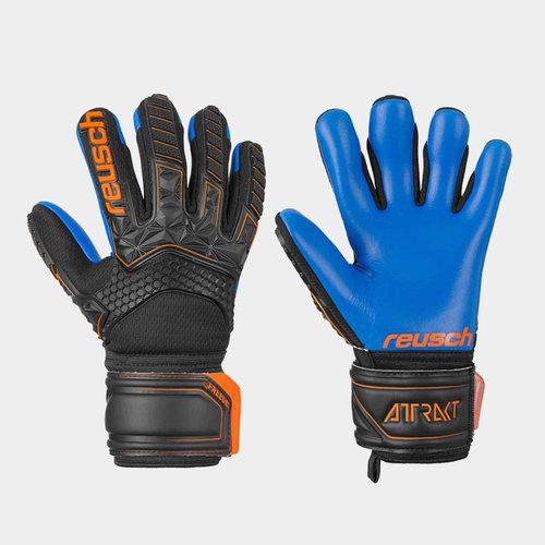 S1 Finger Sup Predator Training Finger Save Goalkeeper Gloves Junior