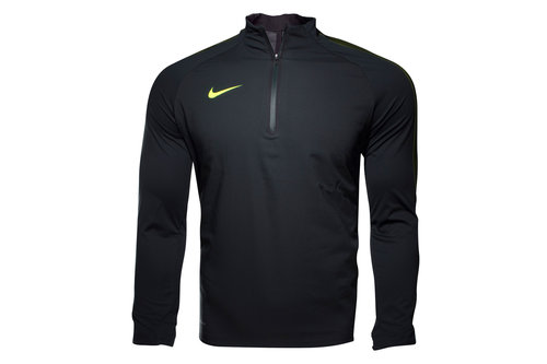 Aerolayer Repel Strike 1/4 Zip Training Football Drill Top