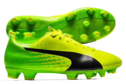 evoSPEED 17.4 FG Football Boots