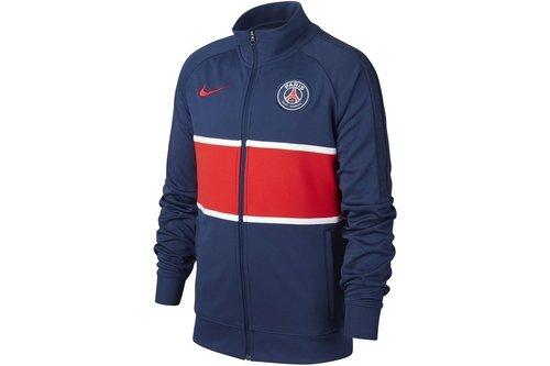 Paris Saint Germain Track Jacket 20/21 Kids