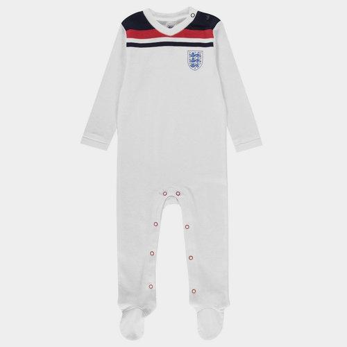 England 1982 Sleepsuit Babies