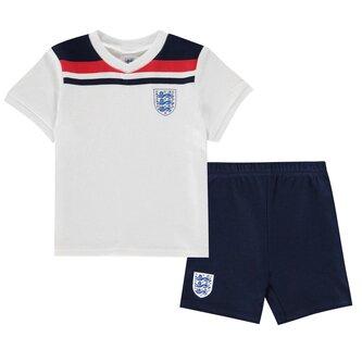England 82 Football Set Babies