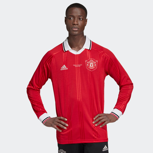 United Icon Long Sleeve Jersey