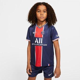 Paris Saint Germain Home Mini Kit 20/21