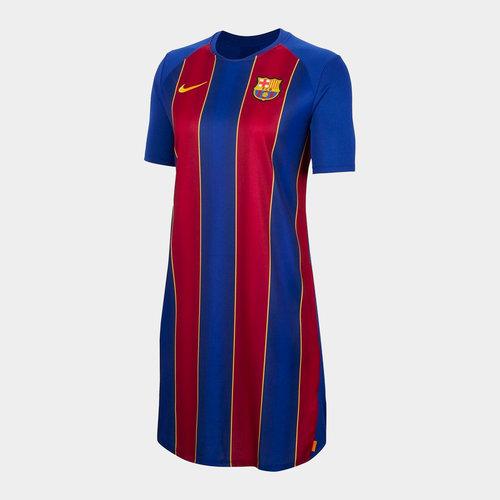 FC Barcelona T-Shirt Dress 20/21 Ladies